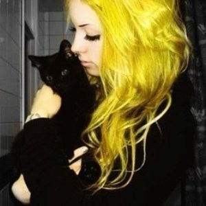 Why don't we see more yellow hair?
