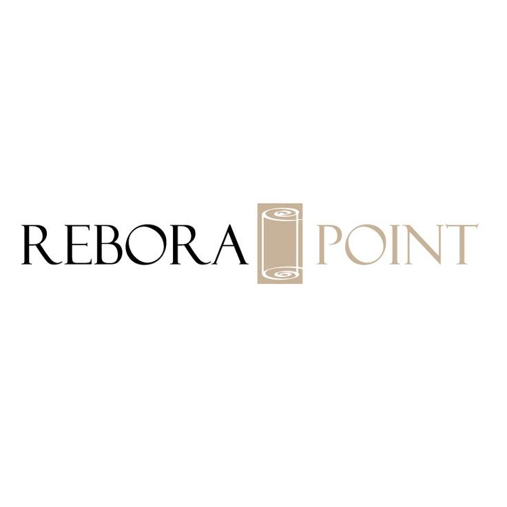 Proposta nr. 2 Nuovo Logo Rebora Point via @starbytes.