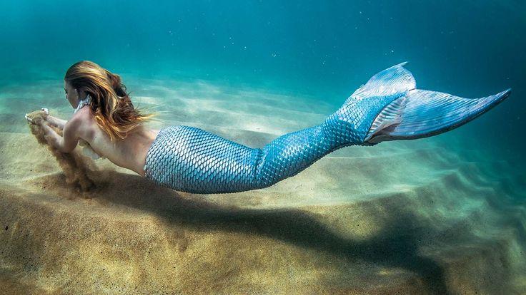 Magischer Meerglanz und goldene Marken | Meerglanz