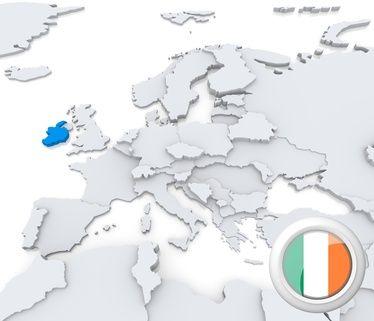 EURODANE - gospodarka Irlandii , PKB, inflacja, ludność, giełda, finanse, deficyt