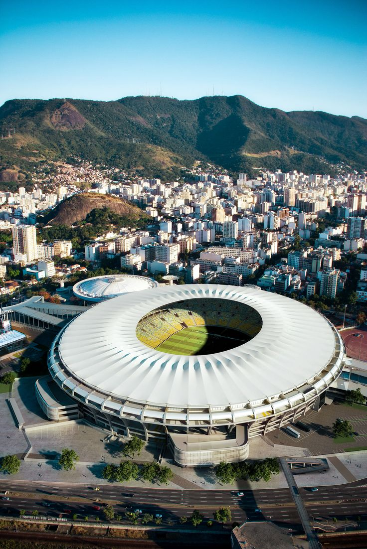GROHE @ Maracanã Stadium, Brazil! This stadium will host the 2014 FIFA World Cup. Download our GROHE References App and explore hundreds of other references using GROHE products!