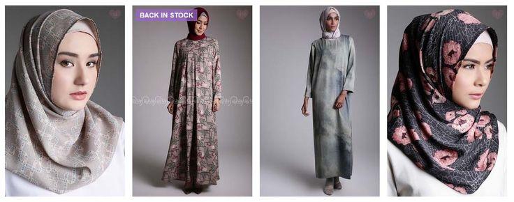 Busana Muslimah Masa Kini Hadir di Hijup.com – Setiap wanita selalu menginginkan tampil sempurna di setiap kesempatan, tidak terkecuali bagi wanita muslimah yang selalu tampil syar'i. Saat ini model dan desain busana muslim telah disesuaikan dengan perkembangan dunia fashion, wanita muslimah bisa dengan leluasa memadupadankan berbagai jenis busana muslim dengan item fashion lainnya di berbagai