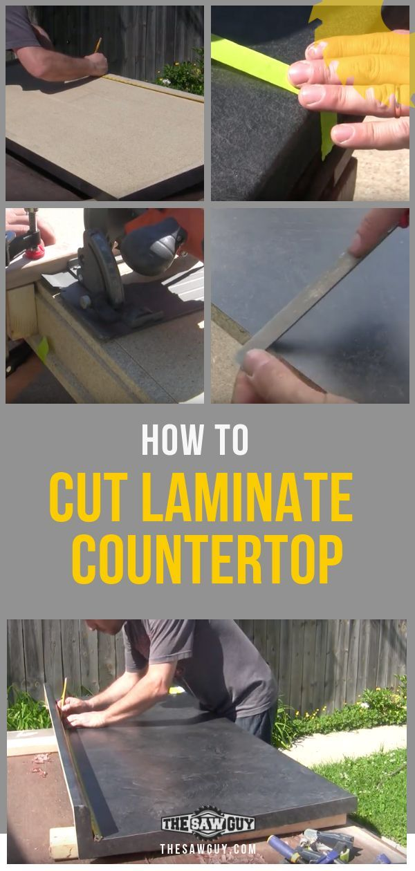 How To Avoid And Repair Burn Marks On Laminate Countertops Diy Laminate Countertops Kitchen Countertops Laminate