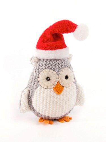 Boofle Orlando Owl Soft Toy