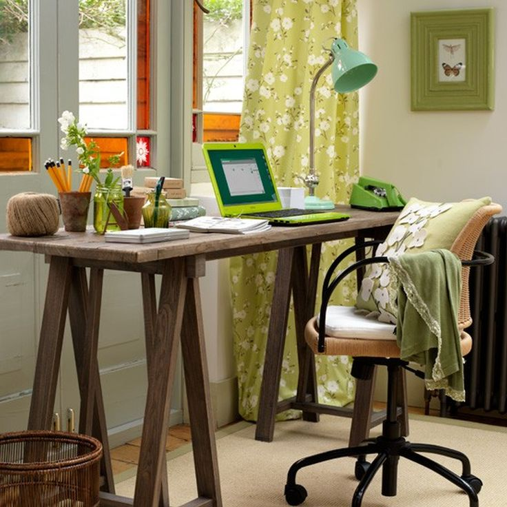 20 Best Traditional Small Home Office Design Ideas For: 17 Best Ideas About Home Office Setup On Pinterest