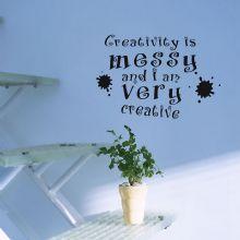 Vinilo Decorativo CREATIVITY