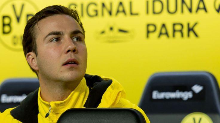 Borussia Dortmund's Mario Gotze: Metabolic disturbances 'part of my life'