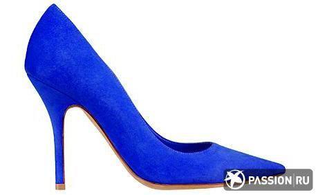 Темно синие замшевые туфли кристиан диор