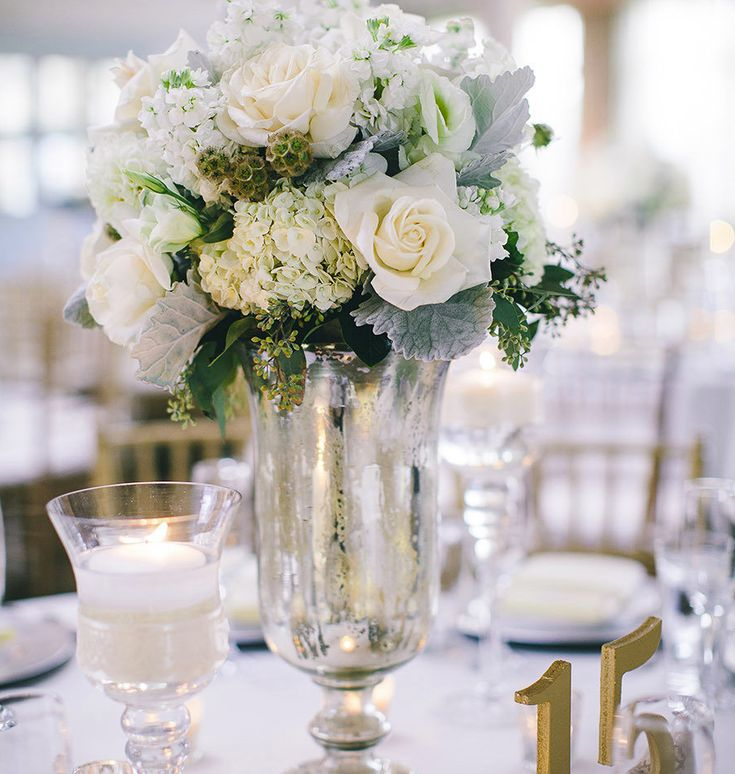Gloriously Picturesque Wedding Centerpieces