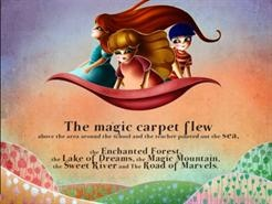 Fairy Lyly, a beautifully illustrated captivating story that brings you to a magical and imaginative world.