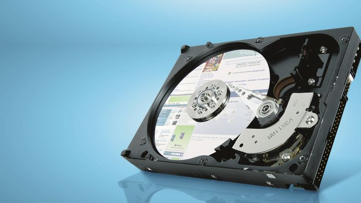 How to recycle an old hard drive