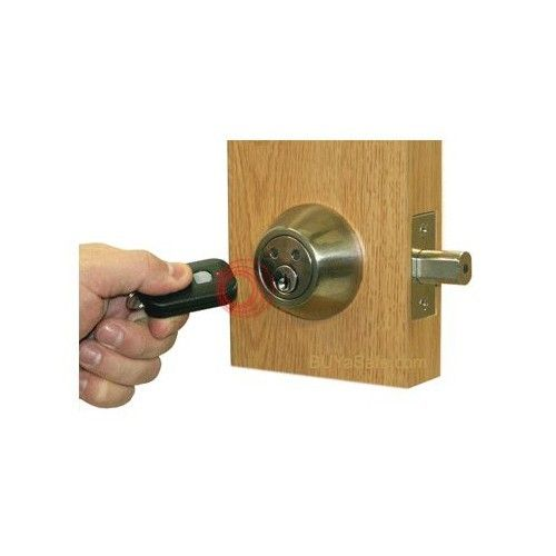 7 Clever Ideas For A Secure Remote Cabin: Buy Remote Control Deadbolt Lock RC Deadbolt -