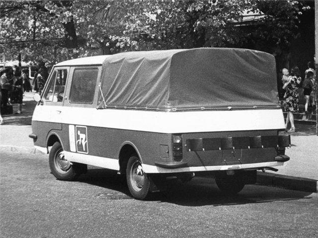 РАФ-2909 (1979 год)