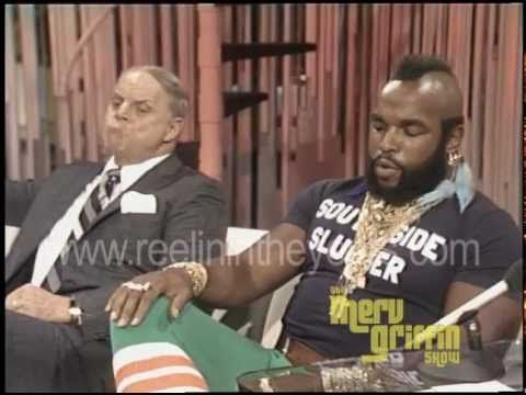 Don Rickles & Mr. T (Merv Griffin Show 1983)