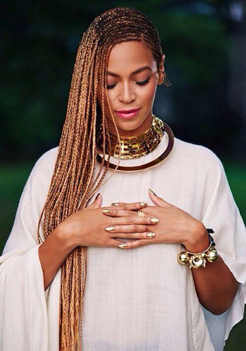 Top 20 Black Hair Icons Throughout American History  hair  Beyonce braids Beyonce Beyonce