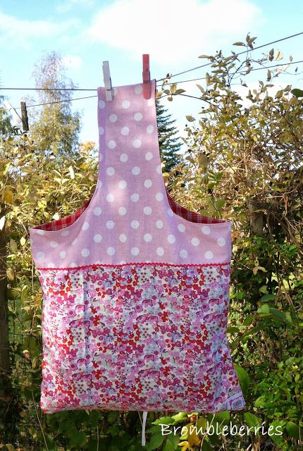 Very girly bag, This was for my mother.