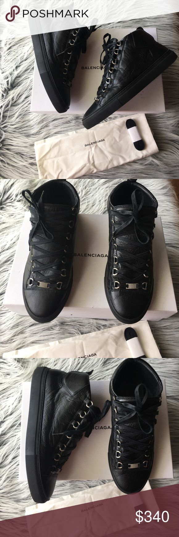 🤑Men's Balenciaga Sneackers🤑 EUC🤑Will ship asap🤑No exchange or returns🤑All sales are final🤑Any questions?Just ask🤑 Balenciaga Shoes Sneakers