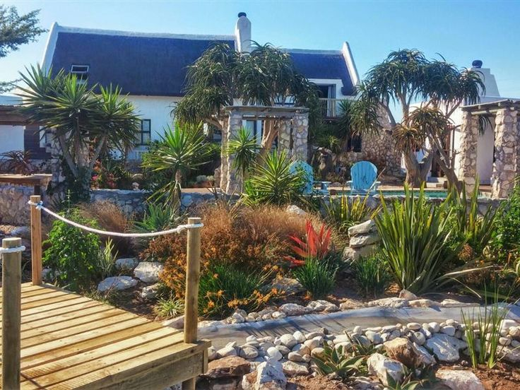 De Ware Jacob  - De Ware Jacob is a self-catering guest house, situated on a 2.4-hectare smallholding covered in fynbos in the charming seaside village of Jacobs bay.  The property is able to accommodate up to ten people, ... #weekendgetaways #jacobsbay #southafrica