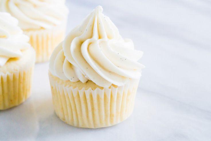 Vanilla Bean Paste 101 + recipe for fluffy vanilla bean frosting!