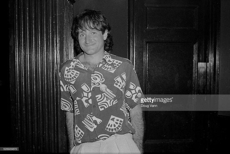 Робин Уильямс,1979.