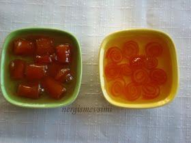 Portakal kabuğu reçeli tarifi   Portakal kabuğu reçeli nasıl yapılır      Hazır satılan pek çok gıdanın içeriğini bilemediğimden,...