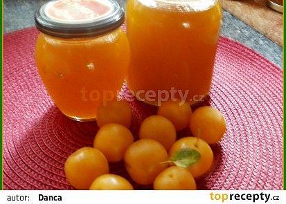"""""""Anglická"""" kořeněná marmeláda ze špendlíků ( či mirabelek) recept - TopRecepty.cz"""