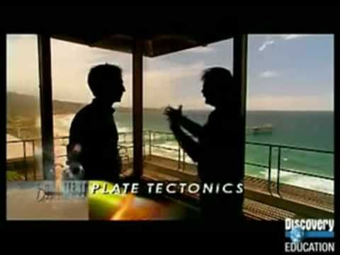 A video clip featuring the discovery of seafloor spreading and its contribution to the development of the Plate Tectonics Theory. Hosted by Bill Nye.