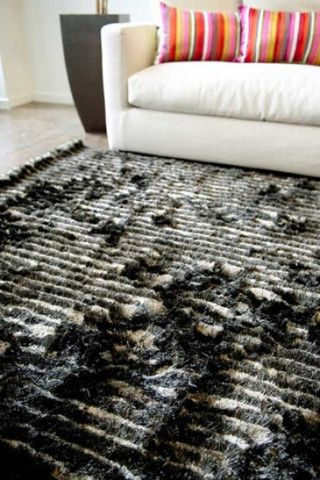 Highway Handtufted Rug, in Multiple Sizes & Colours - Complete Pad ®