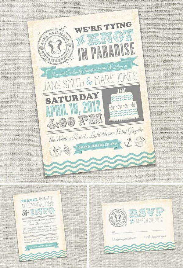 LOVE these: Color Palettes, Green Color, Website, Beaches Wedding Invitations, Internet Site, Favorite Ideas, Invitations Ideas, Destinations Wedding Diy, Unique Wedding Invitations