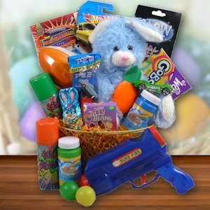 Thank you Easter Bunny Gift for Boys $37
