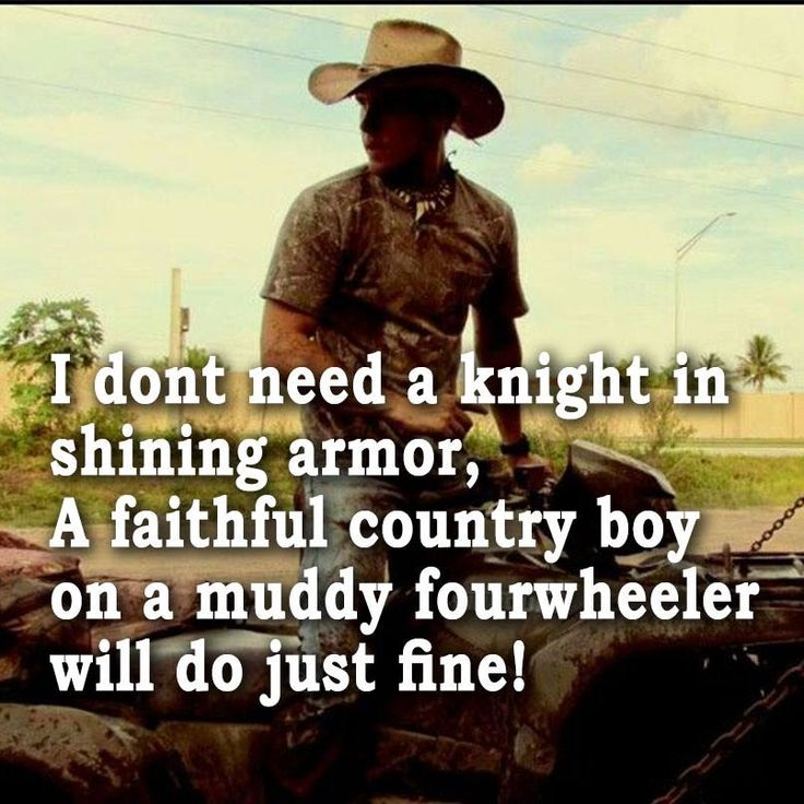 Just need a country girl for dating