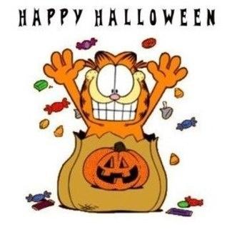 """Résultat de recherche d'images pour """"halloween garfield image"""""""
