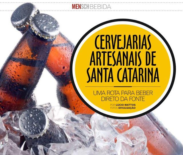 Revista Mensch: BEBIDA: Cervejarias artesanais de Santa Catarina, ...