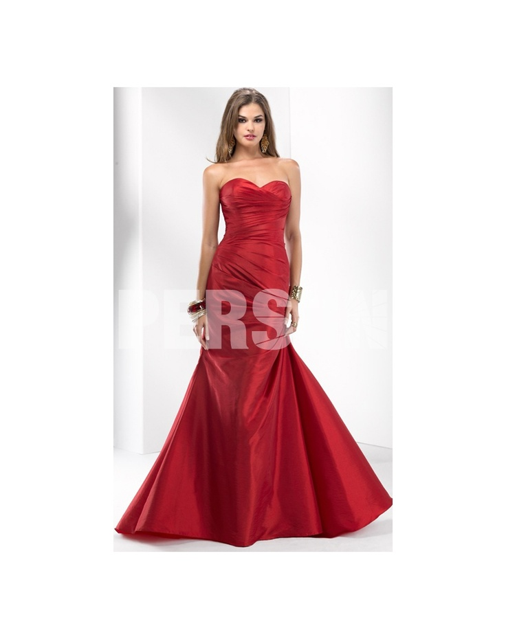 39 best red prom dresses images on Pinterest | Red prom dresses ...