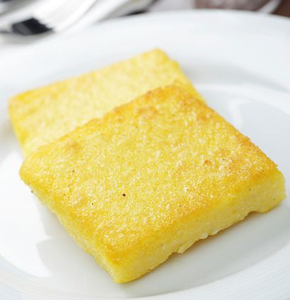 Grilled mieliepap
