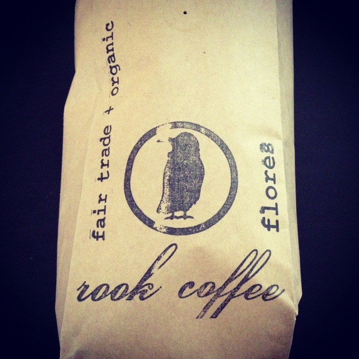 Rook Coffee - flores (organic)    I was hoping for more from this. Pretty decent cup, but nothing super memorable. I did pick up on the peanut butter. Definitely need to re-order from Rook.