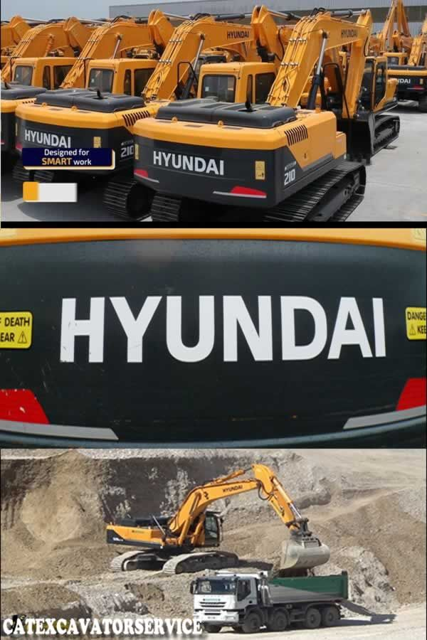 Pin On Hyundai Excavator Wheel Service Repair