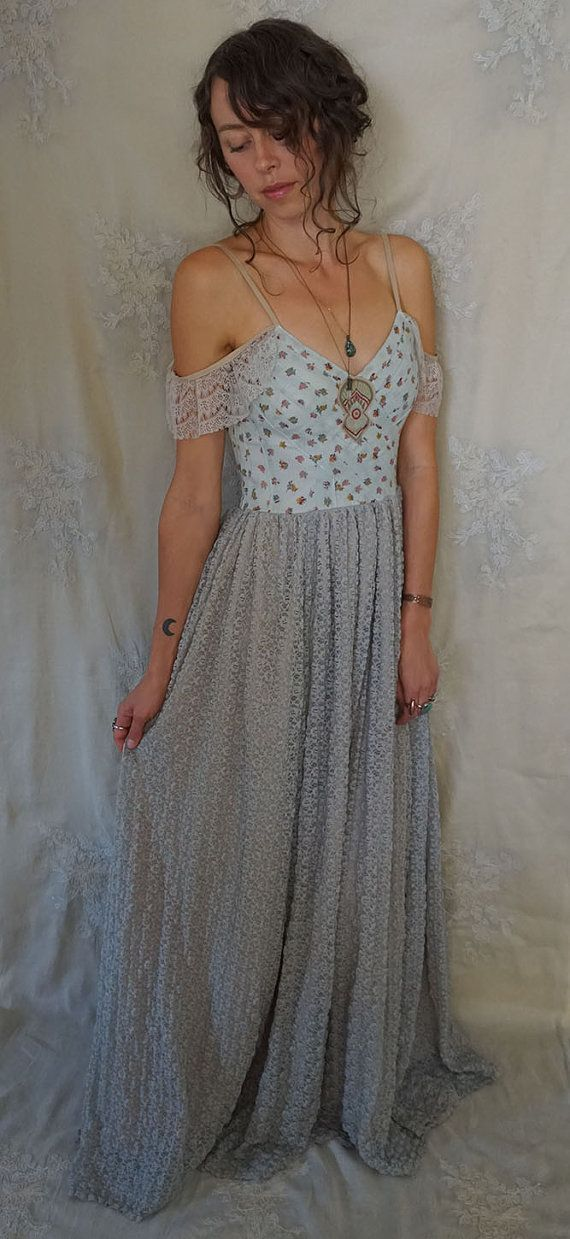 Moon Shadow Gown... wedding bridesmaid women dress by jadadreaming