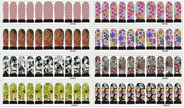 exquisite  Dazzling  Apply Nail Decals