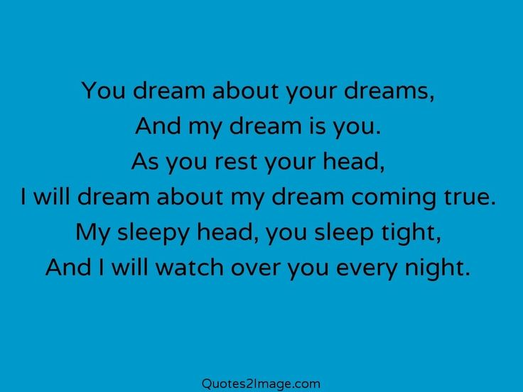 61 best good night quotes images on pinterest good night quotes as you rest your head i will dream about my dream coming true my sleepy head you sleep tight and i wi good night quote and image thecheapjerseys Images