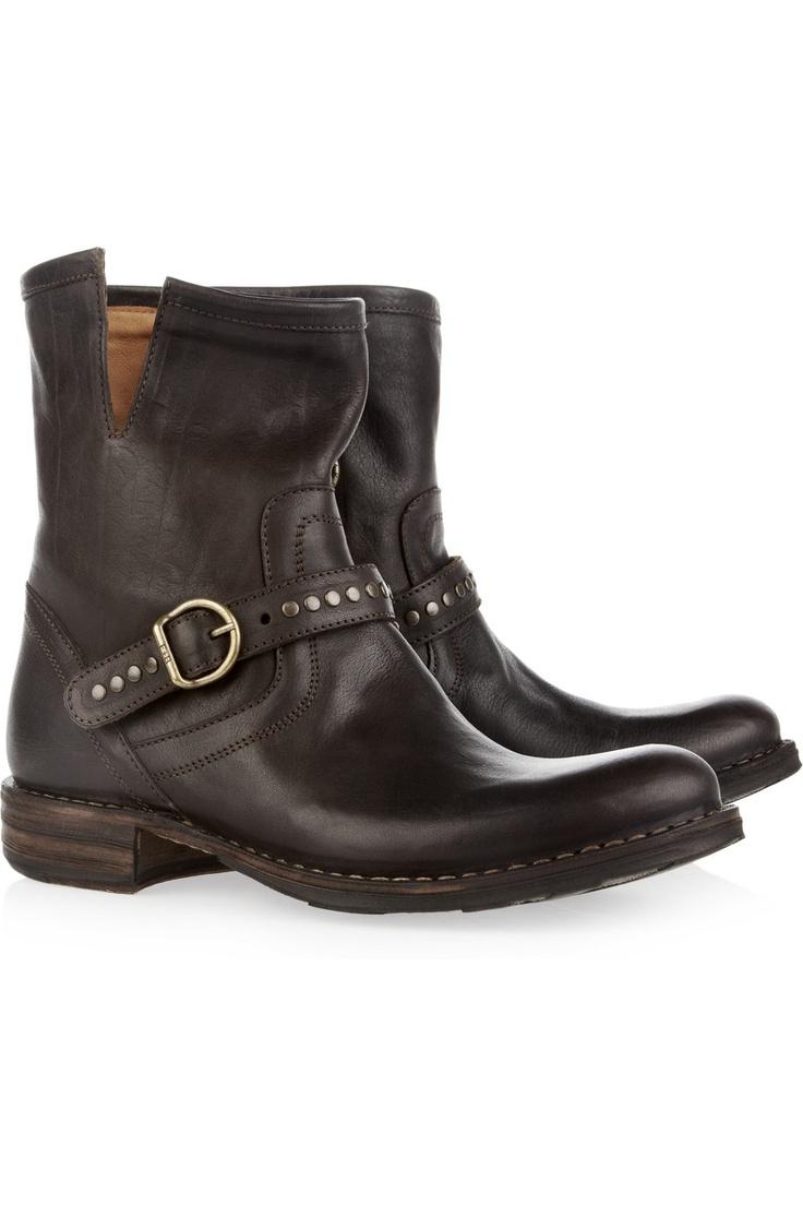 FIORENTINI & BAKER  Elis Eternity studded leather boots