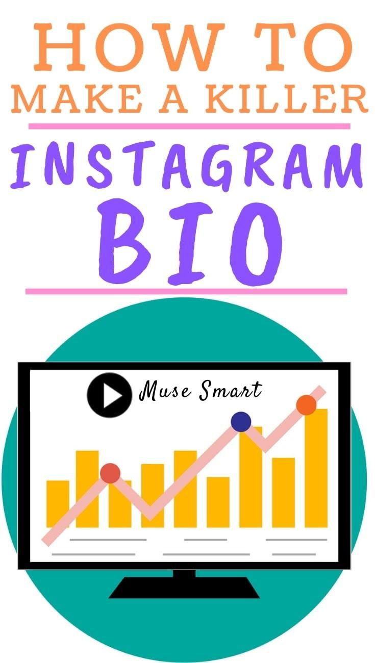 How To Make a Killer Instagram Bio | DIY Musicians and