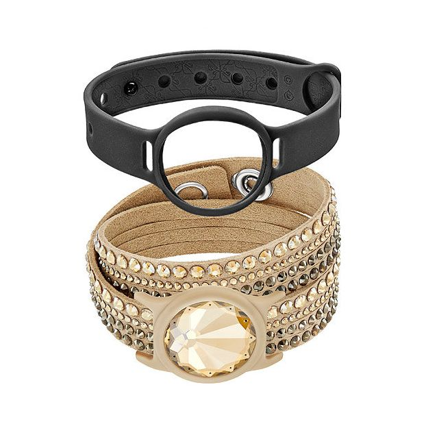 Keep track of your activities without ever losing glamour or elegance thanks to the Crystal Activity Tracker by Swarovski, the perfect Valentine's Day gift!