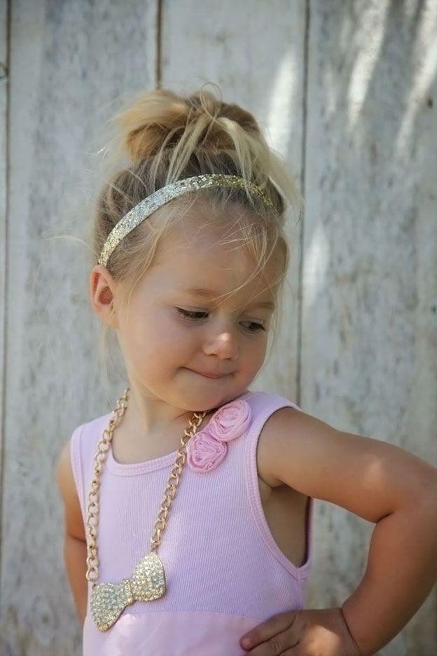 Причёски для маленьких девочек на короткие волосы: 35 фото идей