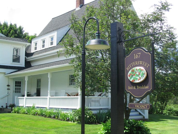 Bittersweet Bed and Breakfast, York, Maine Places to