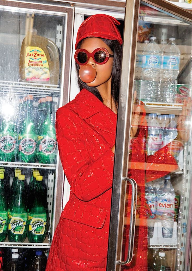 Grace Mahary by Norman Wong for Flare August 2015