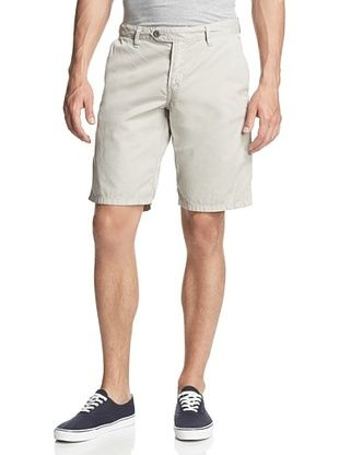 59% OFF Original Paperbacks Men's Miami Flat Front Bedford Short (Bone)