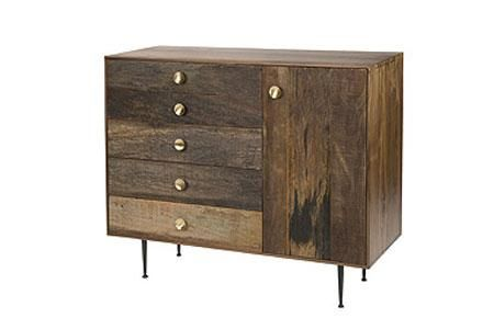 A beautiful collection of sustainable furniture that is hand-crafted from exotic demolition hardwoods as well as black walnut.