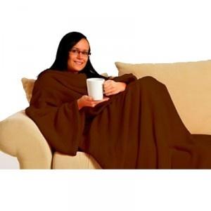 Remplacez avantageusement votre vieille couverture, votre couette ou même votre robe de chambre, c'est un vrai cadeau bien-être, une bénédiction pour les frileux !