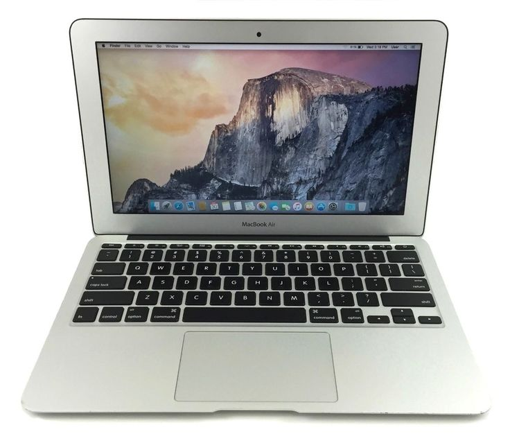 """Apple MacBook Air 11"""" w/a Cracked Screen? We Have Your Fast Affordable Service #Apple"""